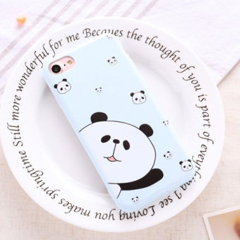 Plus iphone7/8 plus Apple phone case silicone drop-resistant protective case phone case
