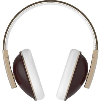 Polk Audio Buckle Over-the-Ear Headphones (Brown)