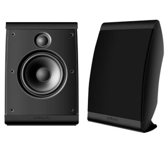 Polk Audio OWM3 Multi-purpose home theater speakers (Black)