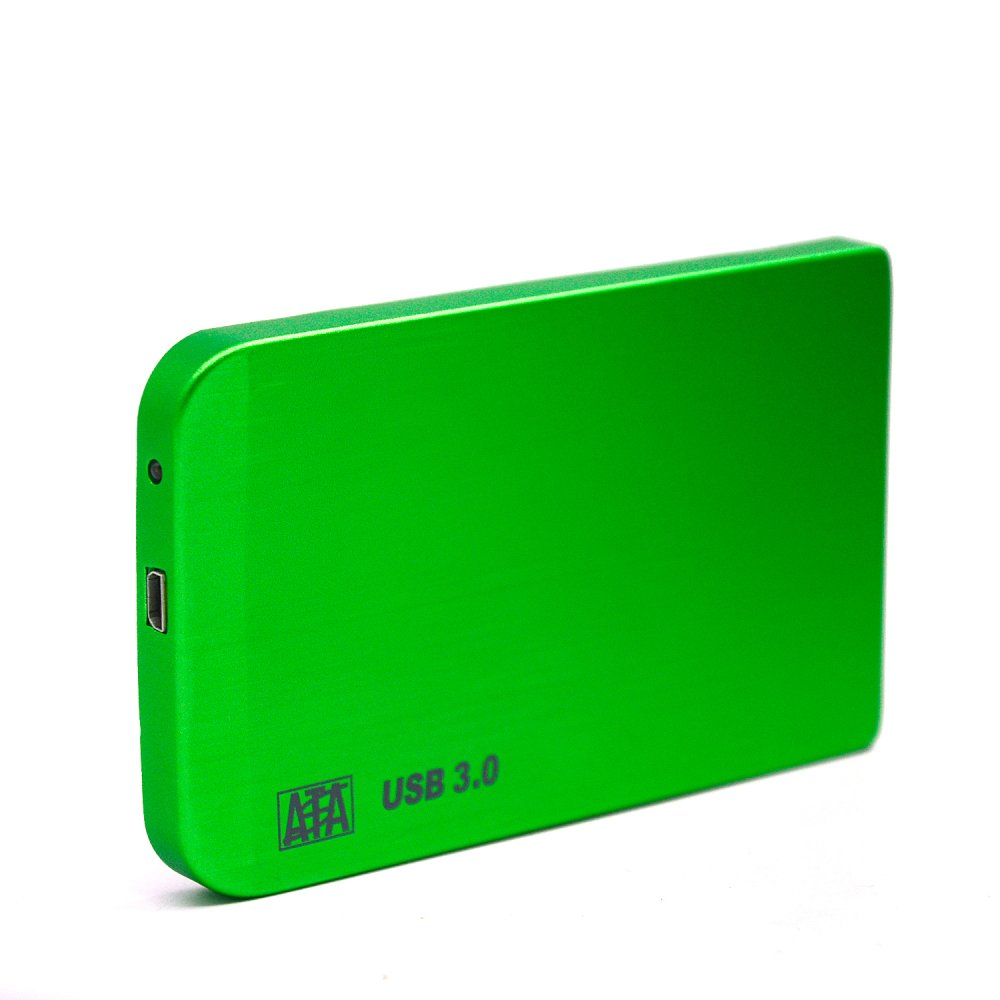 Philippines Portable 25 Inch Sata Usb 30 External Mobile Hard New Arrival Orico 1 Bay Hdd Enclosure 2 Drive Disk Casehdd Green Intl