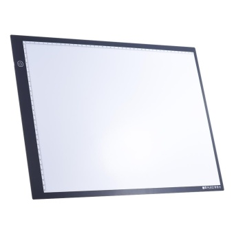 Portable A3 LED Light Box Drawing Tracing Tracer Copy Board Table Pad Panel Copyboard with Memory Function Stepless Brightness Control for Artist Animation Tattoo Sketching Architecture Calligraphy Stenciling - intl - 2