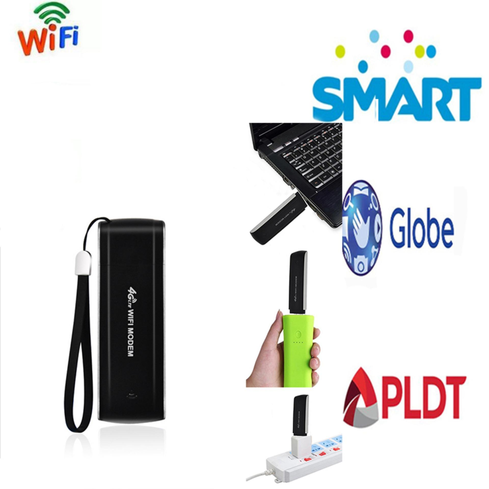 Philippines | Portable globe 4G Modem Dongle Mifi 100Mbps LTE FDD