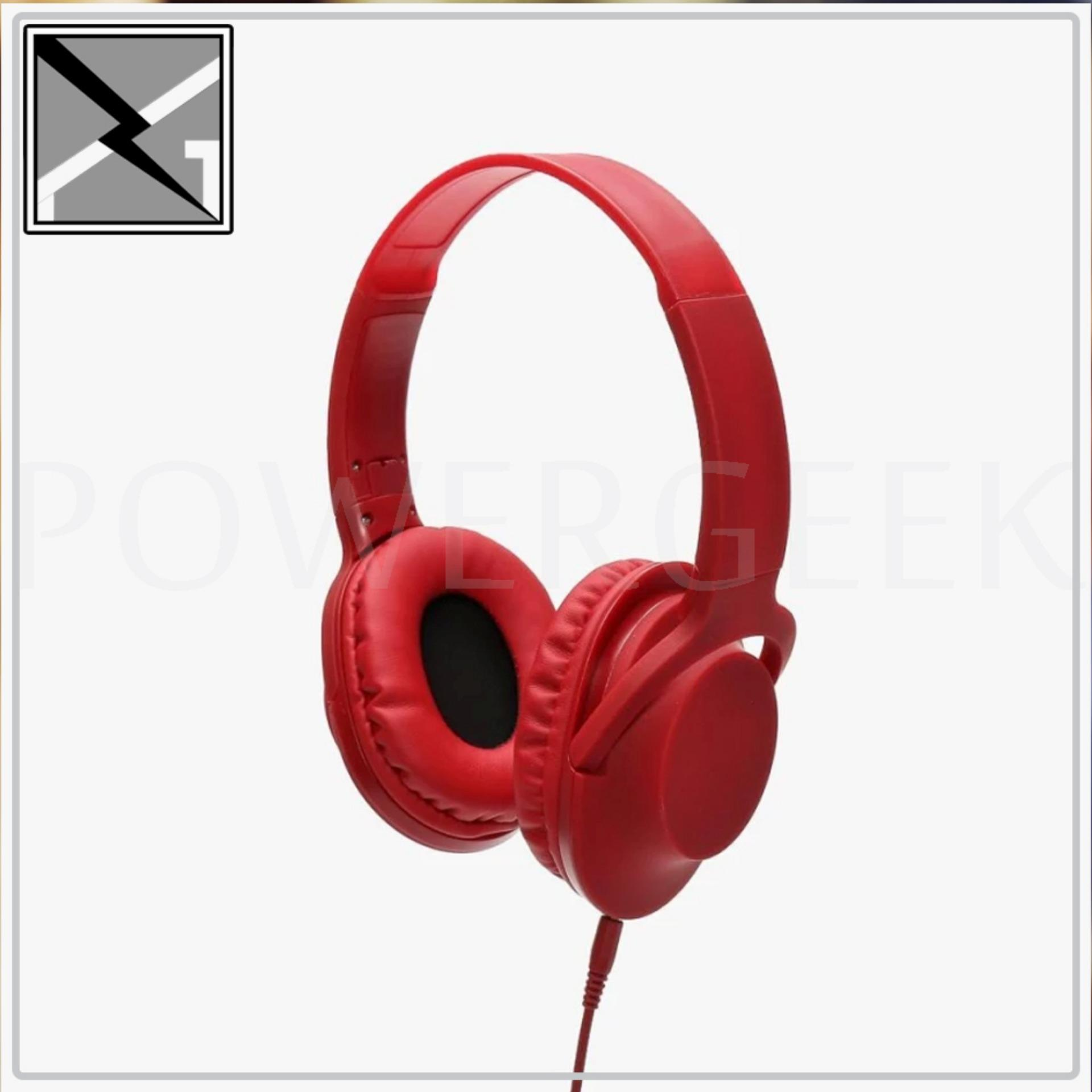 Philippines Powergeek Extra Bass Mdr 100aap Stereo Cuffie Sony Headphones High Resolution Red