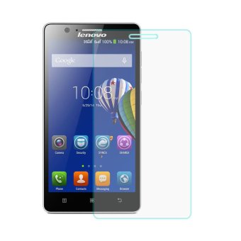 Premium Tempered Glass Screen Protection for Lenovo A536 (Clear)
