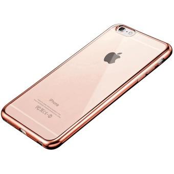 apple iphone 7 plus rose gold. premium tpu soft case for apple iphone 7 plus (rose gold) iphone rose gold