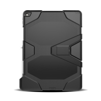 Protective Case Cover Full Body ShockProof Tablet Case Cover For Apple iPad Pro 12.9 inch(Black) - intl