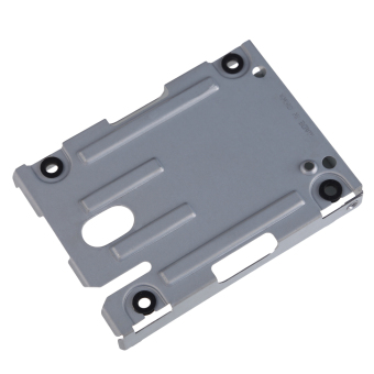 PS3 Super Slim Hard Disk Drive HDD Mounting Bracket Caddy For Sony+ Screws - intl - 3