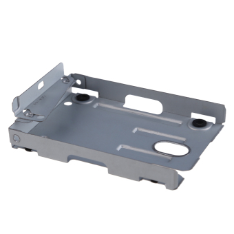 PS3 Super Slim Hard Disk Drive HDD Mounting Bracket Caddy For Sony+ Screws - intl - 4