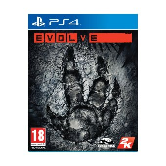 PS4 Video Game Tape : Evolve