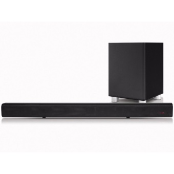 Pure Acoustics Wireless Bluetooth Surround Bar and Subwoofer
