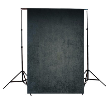 Pure Solid Color Photography Background Studio Photo Backdrop Dark Grey 3x5FT