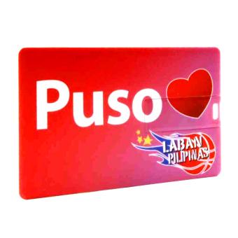 Puso Laban Pilipinas 8GB USB Card Flash Drive - picture 2