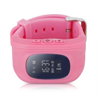 Q50 Kids Smart Watch GPS LBS SOS Call for IOS & Android - intl - 3