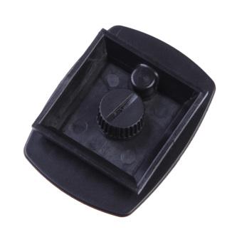 Quick Release Plate Tripod Head for QB-4W Sony CX-888 CX-444 Velbon(Intl) - 5