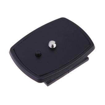 Quick Release Plate Tripod Head for QB-4W Sony CX-888 CX-444 Velbon(Intl) - 2