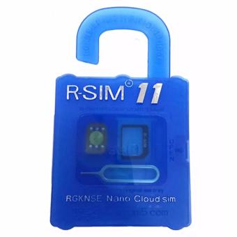 R-SIM RS-11 11 The Best Unlock and Activation SIM for iPhone4S/5/5C/5S/6/6Plus/7/7Plus Price Philippines