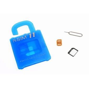 R-SIM RS-11The Best Unlock and Activation SIM for iPhone 4S/5/5C/5S/6/6Plus/7/7Plus Price Philippines