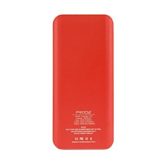 Remax Proda Jane 20000mAh Power Bank (Red) - 3