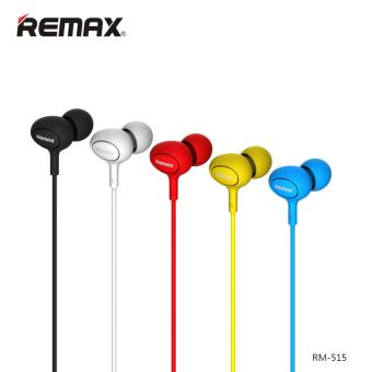 Remax RM-515 In-Ear Headset with Mic and Control (