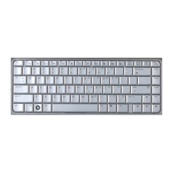 Replacement Laptop Keyboard for HP DV4 (Silver)