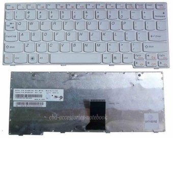 Replacement Laptop Keyboard for Lenovo U160/U165/S205/S205s