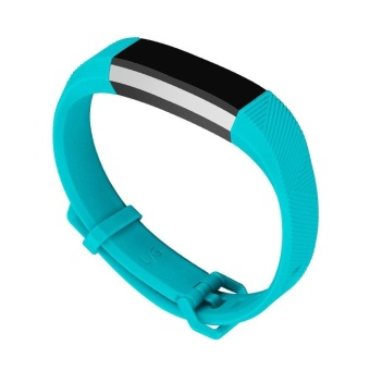 Replacement Wrist Band Silicone Strap For Fitbit Alta HR Smart Watch Bracelet - intl - 3