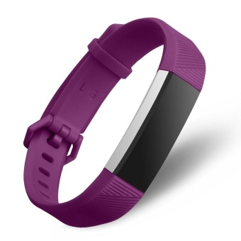 Replacement Wrist Band Silicone Strap For Fitbit Alta HR SmartWatch Bracelet - intl - 4