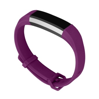 Replacement Wrist Band Silicone Strap For Fitbit Alta HR SmartWatch Bracelet - intl - 3