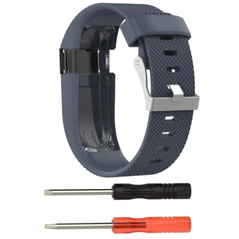 Replacement Wrist Band Strap for Fitbit Charge HR Activity Tracker- intl