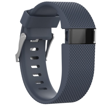 Replacement Wrist Band Strap for Fitbit Charge HR Activity Tracker- intl - 2