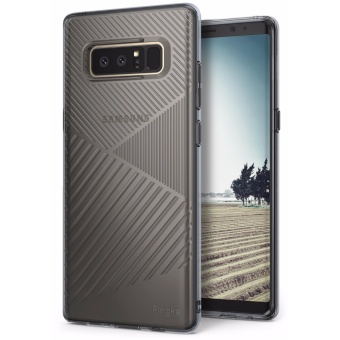 Ringke Bevel Case for Samsung Galaxy Note 8 (Smoke Black)