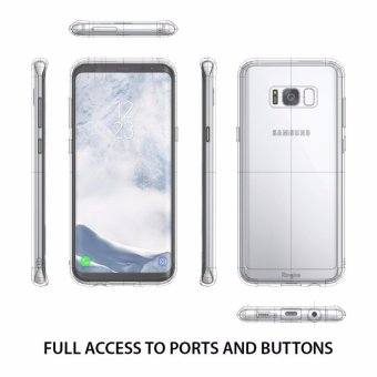 Ringke Fusion Case for Samsung Galaxy S8 (Clear) - 2