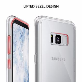 Ringke Fusion Case for Samsung Galaxy S8 (Clear) - 4