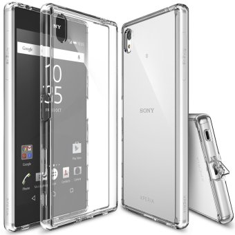 Ringke Fusion TPU Bumper Case for Sony Xperia Z5 Premium (CrystalView)