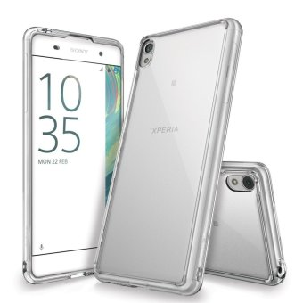 Ringke Fusion TPU Cover Case for Sony Xperia XA (Clear)