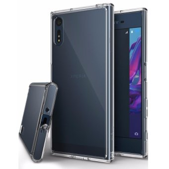 Ringke Fusion TPU Cover Case for Sony Xperia XZ / XZs (Clear)