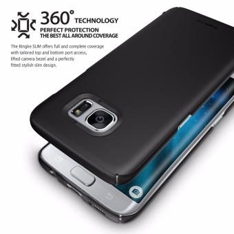 Ringke Slim Case for Samsung Galaxy S7 Edge (Frost Gray) - 2