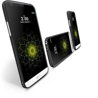 Ringke Slim Ultra Thin Cover Case for LG G5 (Black) - 4
