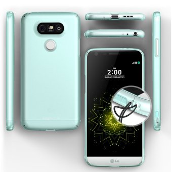 Ringke Slim Ultra Thin Cover Case for LG G5 (Black) - 5