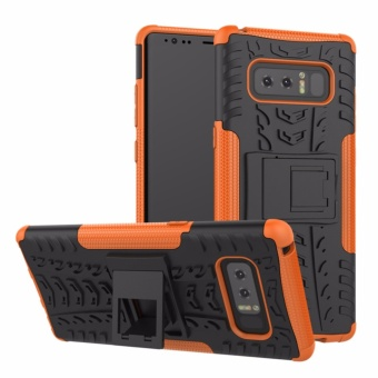 Rugged Armor Dazzle Back Cover Case for Samsung Galaxy Note 8 -intl