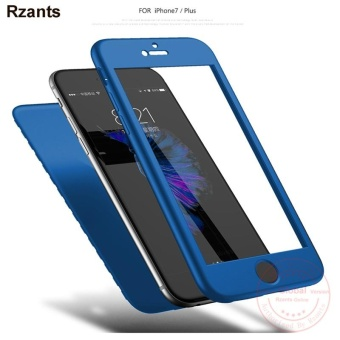 Rzants For iphone 7 Case 360 Degrees Full Protect Ultra-thin SoftBack ShockProof Cover - intl - 4