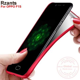 Rzants For OPPO F1s Smooth Ultra-thin light Soft Back Case Cover - intl