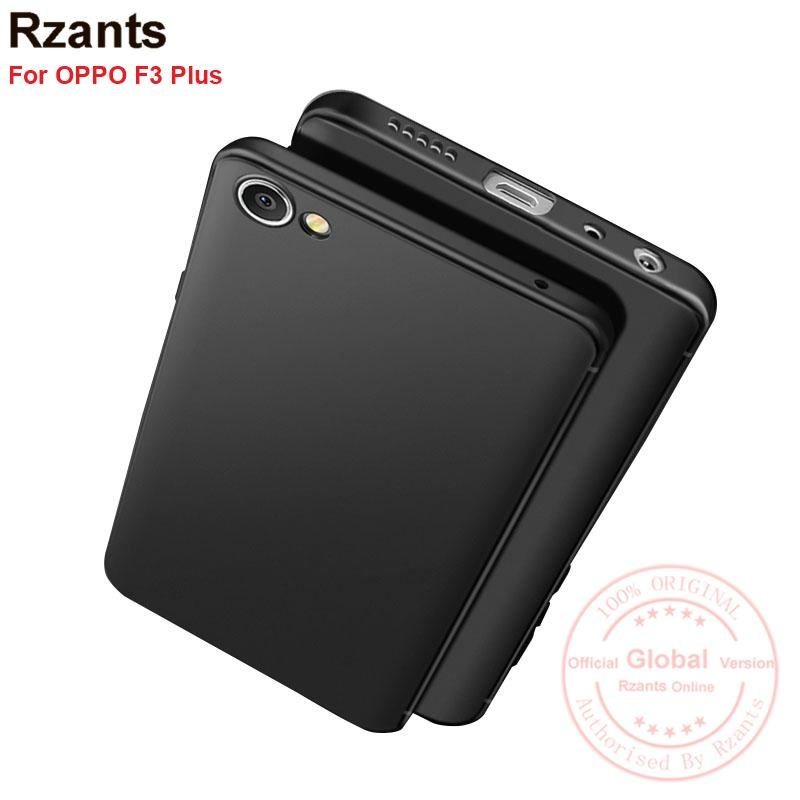 Rzants For OPPO F3 Plus Sling Lanyard Ultra-thin Soft Back CaseCover .