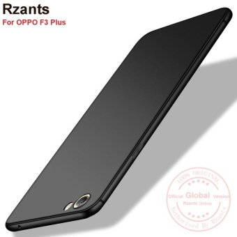 Rzants For OPPO F3 Plus Ultra-thin Soft Back Case Cover - intl