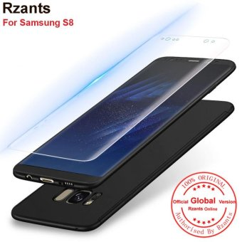 Rzants For Sam sung S8 Galaxy 360 Full Cover ShockProof Case - intl