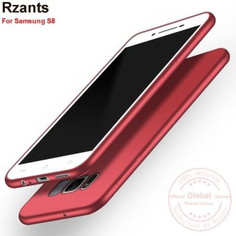 Rzants For Samsung Galaxy S8 Ultra-thin Soft Back Case Cover - intl - 2