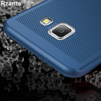 Rzants For Samsung J5 Prime Hot Breath Hard Back Case Cover - intl - 5