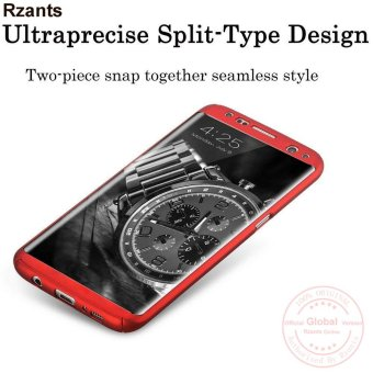 Rzants For Samsung S8 Plus Galaxy 360 Full Cover ShockProof Case -intl - 5