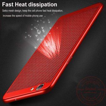 Rzants For VIVO V5S Hot Breath Hard Back Case Cover - intl - 2