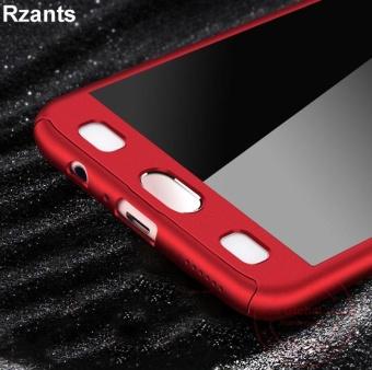 Rzants For VIVO V5/V5S 360 Full Cover ShockProof Case - intl - 3